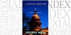 Capitol Offense by George Wier on the Independent Author Index