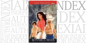 Storm Love by Bonnie S. Mata on the Independent Author Index
