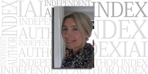 Amanda Bruce on the Independent Author Index