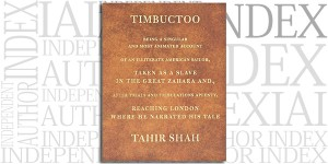 Timbuctoo by Tahir Shah on the Independent Author Index
