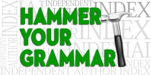Hammer Your Grammar on the Independent Author Index
