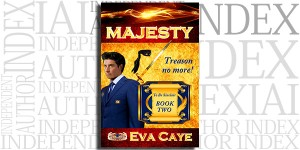 Majesty by Eva Caye on the Independent Author Index