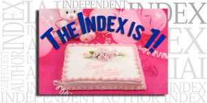 The Index turns One! on the Independent Author Index