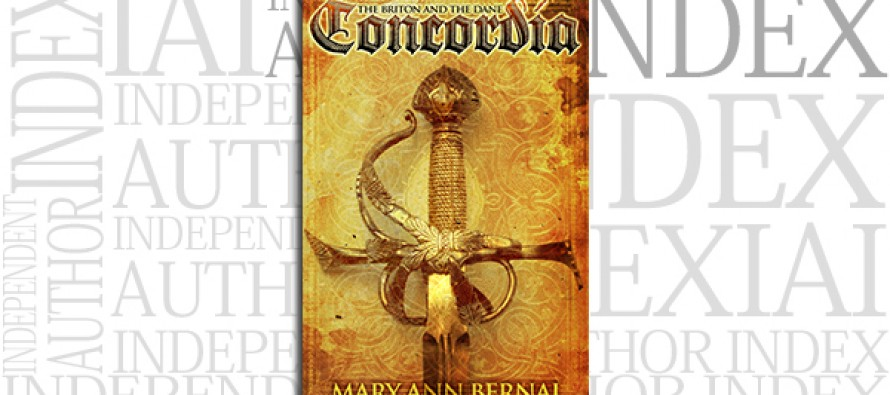 The Briton and the Dane: Concordia by Mary Ann Bernal