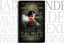The Hanged Man: Book Two: The Soldier by Stephen Parkes