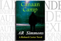 Canaan Camp: A Richard Carter Novel by AR Simmons