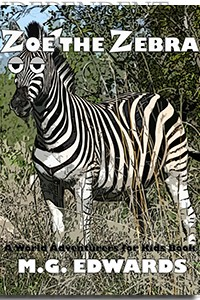 Zoe the Zebra by M.G. Edwards on the Independent Author Index