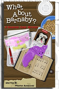 What About Barnaby? (A Gumshoe Crew Mystery) by Martha Rodriguez on the Independent Author Index