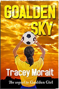 Goalden Sky by Tracey Morait on the Independent Author Index
